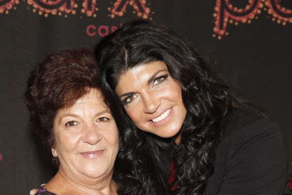 RHONJ's Teresa Giudice Speaks Out After Her Mother's Death