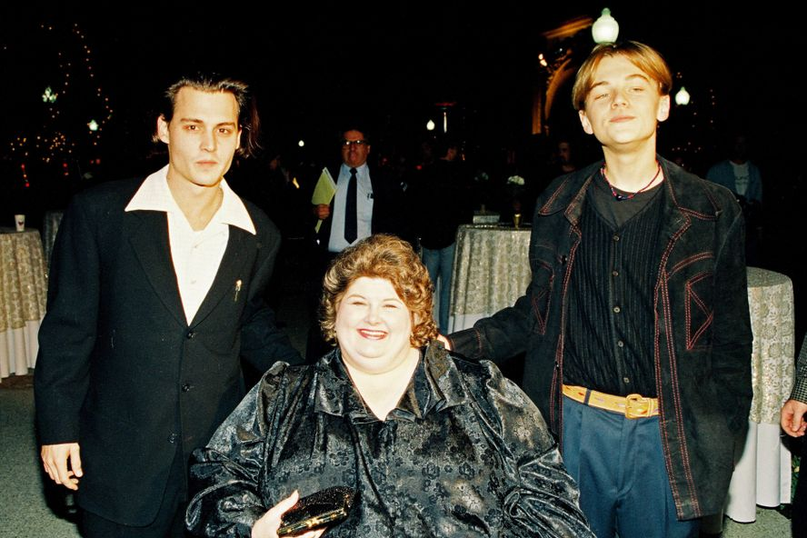 Leonardo DiCaprio Posts Tribute To Late Former Co-Star Darlene Cates