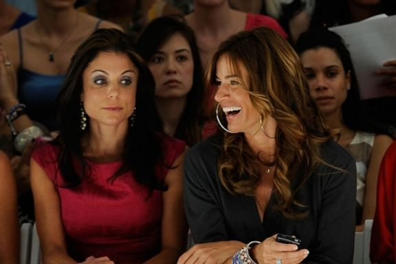 Real Housewives Of New York's 7 Biggest Feuds