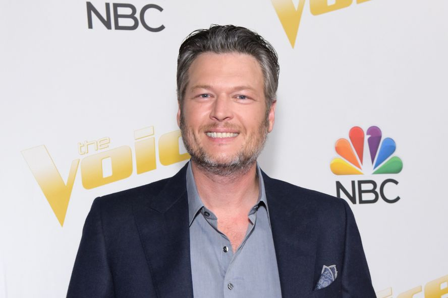 Blake Shelton Is Bringing Back His Mullet–With Girlfriend Gwen Stefani's Help
