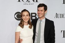"""Adam Brody And Leighton Meester Joke About """"Seth and Blair Days"""""""