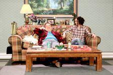 John Goodman And Sara Gilbert Reunite For Hilarious 'Roseanne' Spoof