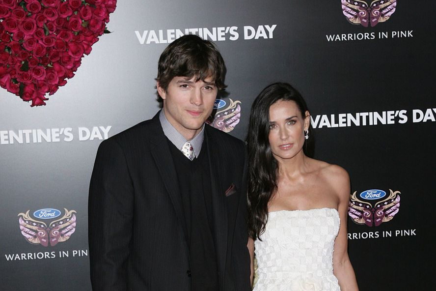 Ashton Kutcher Opens Up About Surprising Way He Got Through His Divorce