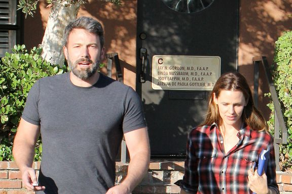 Ben Affleck And Jennifer Garner Settle Divorce Three Years After Split