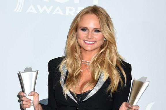 Miranda Lambert Makes History At The 2017 ACM Awards