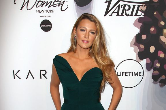 Blake Lively Claps Back At Reporter Who Asks About Her Outfit