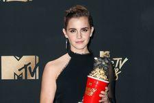 Emma Watson Accepts First Ever Genderless Acting Award At 2017 MTV Movie & TV Awards
