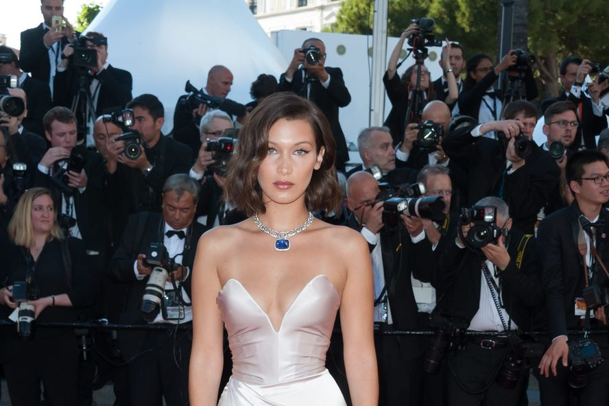 Bella Hadid Alerts Police After Finding Alleged Online Stalker Outside New York Home