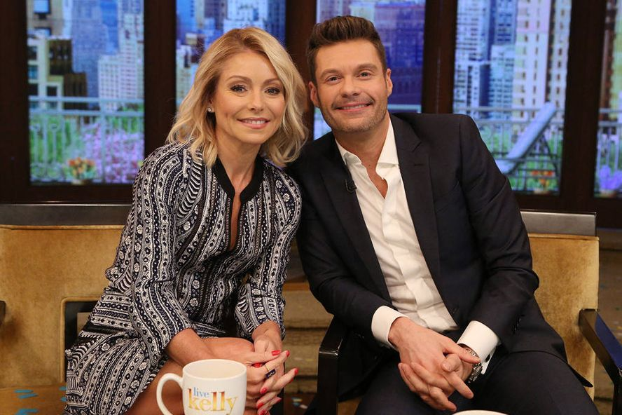 Kelly Ripa Reveals She Stopped Drinking Since Ryan Seacrest Became Co-Host