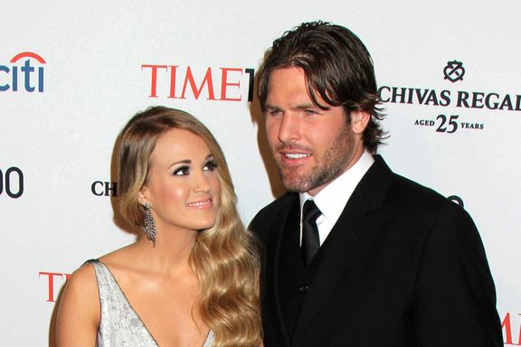 Carrie Underwood Posted The Perfect Instagram For Mike Fisher's Birthday