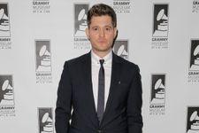 Michael Buble Makes First Public Appearance Since Son's Cancer Battle Announcement