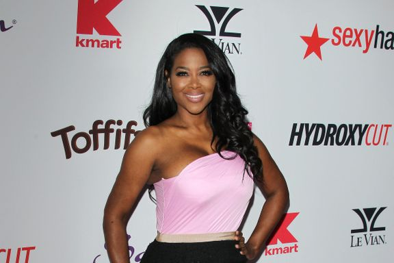 'Real Housewives of Atlanta' Star Kenya Moore Is Married