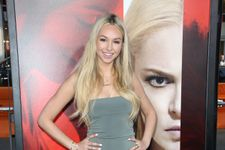 Corinne Olympios And DeMario Jackson Return To Set For Bachelor In Paradise Special
