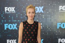 Gillian Anderson Challenges 'The X-Files' All-Male Writing Staff