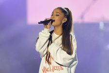 Ariana Grande Returns To The Stage For One Love Manchester Benefit Show