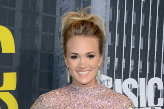 Carrie Underwood Releases New Single 'Cry Pretty' Ahead Of ACMs