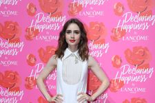 Lily Collins Reveals She Was Praised For Losing Weight In Her Role As An Anorexia Patient