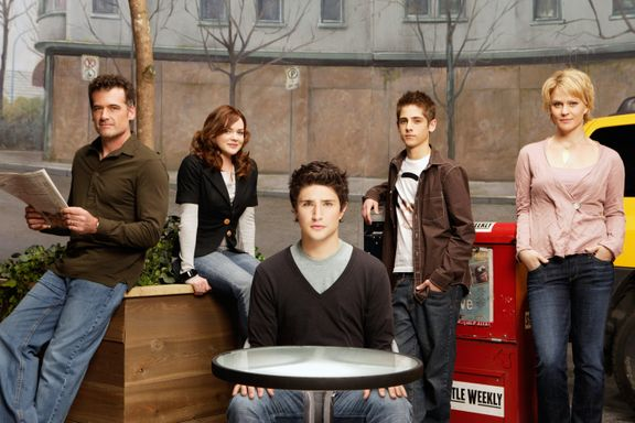 7 Forgotten Shows From The 2000s
