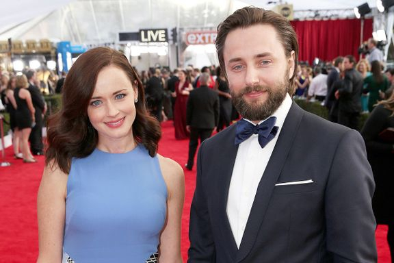 6 Things You Didn't Know About Alexis Bledel And Vincent Kartheiser's Relationship