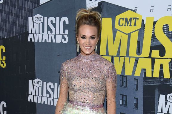 Carrie Underwood Has Suffered A Broken Wrist After Serious Fall