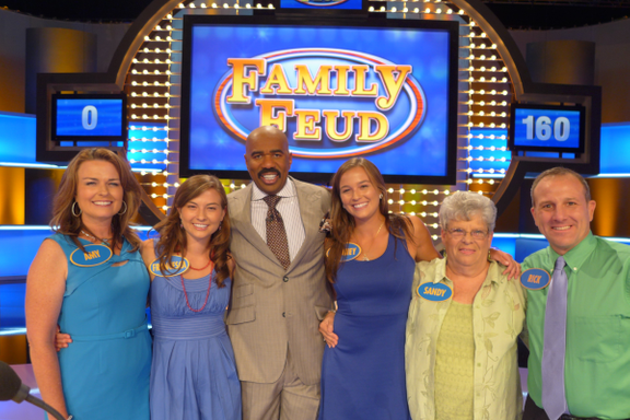 8 Things You Didn't Know About 'Family Feud'