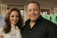 Leah Remini Will Reunite With Kevin James For Season Two Of 'Kevin Can Wait'
