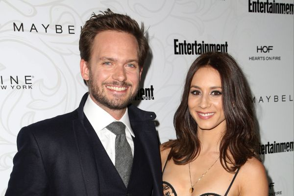 Things You Might Not Know About Patrick J. Adams And Troian Bellisario's Relationship