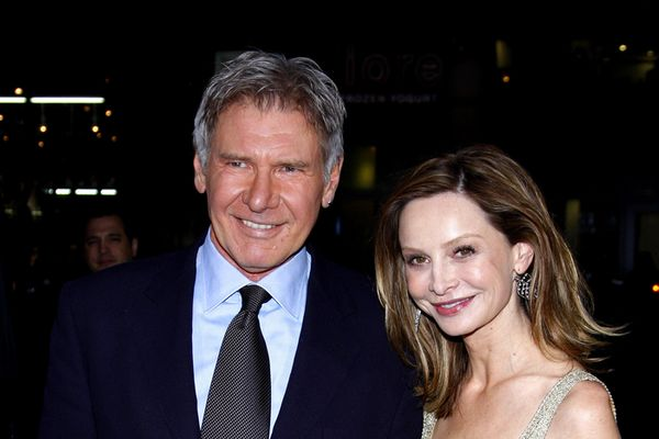 Things You Might Not Know About Harrison Ford And Calista Flockhart's Relationship