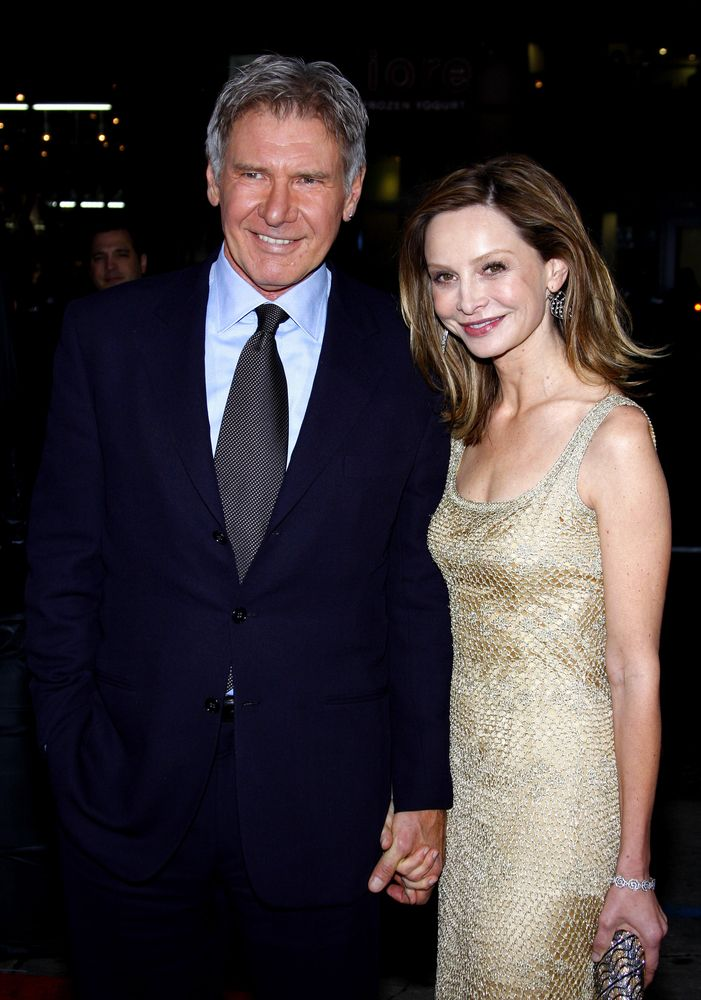 Things You Might Not Know About Harrison Ford And Calista Flockhart's Relationship - Fame10