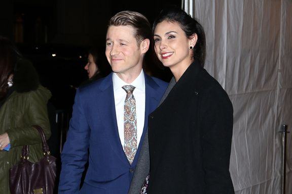 Ben McKenzie And Morena Baccarin Are Married