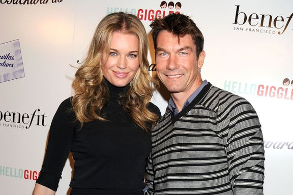 Things You Might Not Know About Jerry O'Connell And Rebecca Romijn's Relationship