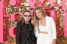 Billie Lourd Will Inherit Carrie Fisher's Multi-Million Dollar Estate