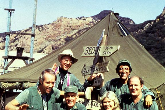 10 Things You Didn't Know About 'M*A*S*H'