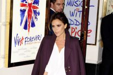 Victoria Beckham's Red Dress Is The Perfect Holiday Outfit Inspiration