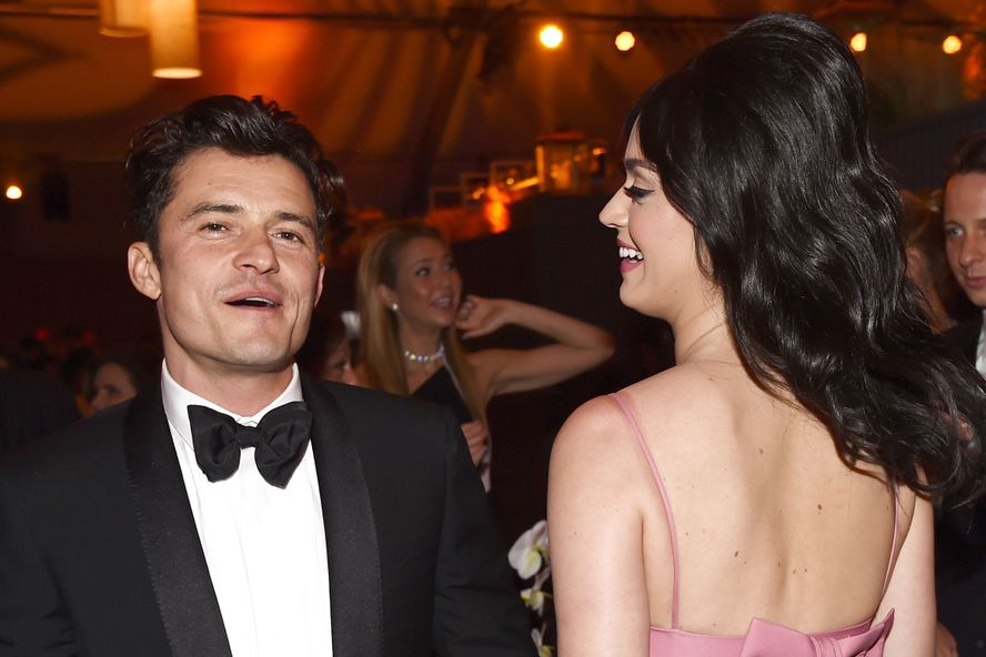 Katy Perry And Orlando Bloom Are Reportedly Together Again
