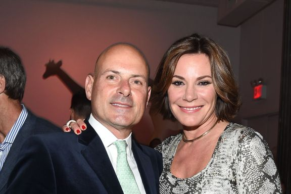 Real Housewives of New York's Luann de Lesseps Reveals Why She Filed For Divorce