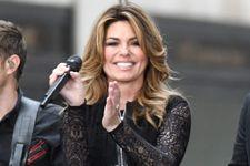 "Shania Twain Reveals Brad Pitt's Photo Scandal Inspired ""That Don't Impress Me Much"""