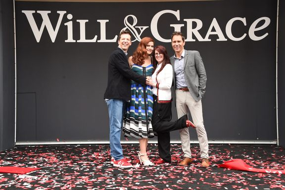 First Look At The Will & Grace Revival