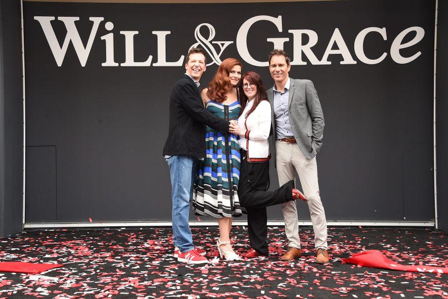 'Will & Grace' Creators Address Megan Mullally And Debra Messing's Rumored Feud