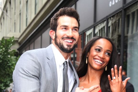 Former Bachelorette Rachel Lindsay Reveals Her Wedding Won't Be Televised