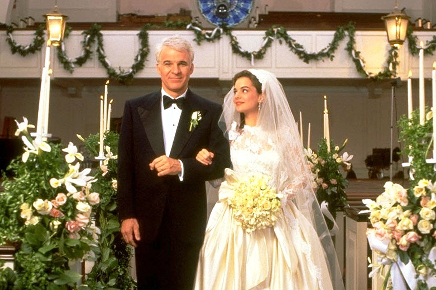 Things You Might Not Know About Father Of The Bride - Fame10