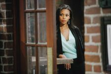 Y&R's Mishael Morgan Recalls How A Serious Accident Shaped Her Career