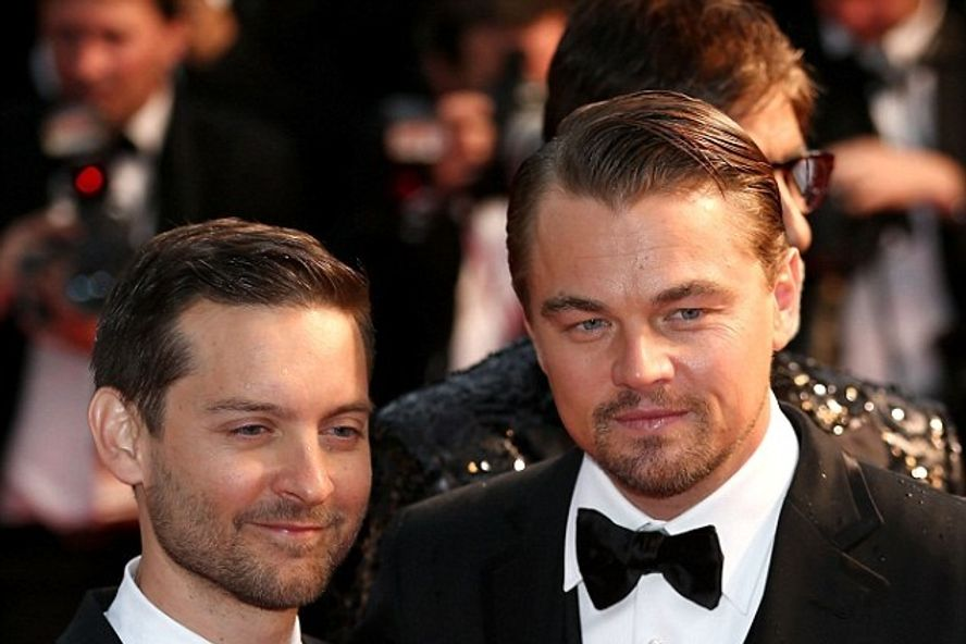 8 Things You Didn't Know About Leonardo DiCaprio And Tobey Maguire's Friendship