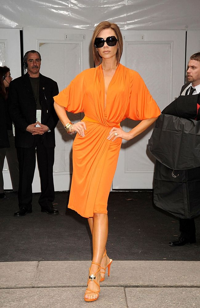 Victoria Beckham's 8 Best Style Moments