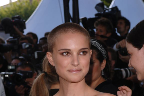 8 Actresses Who Shaved Their Heads For A Movie Role