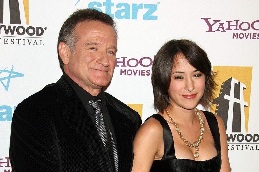 Robin Williams' Daughter Zelda Opens Up About Building Her Career In Father's Shadow