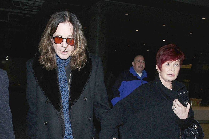Ozzy Osbourne Gets Candid About Cheating On Sharon