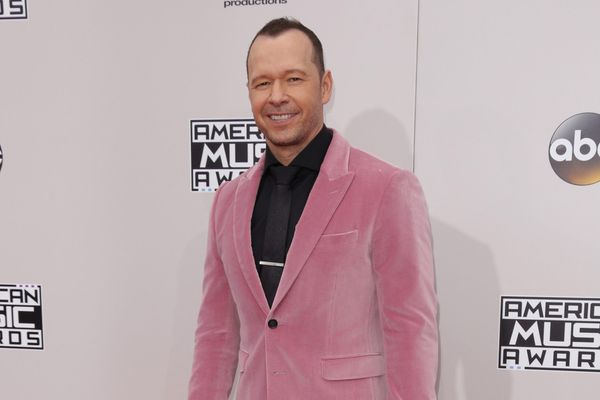 8 Things You Didn't Know About Donnie Wahlberg