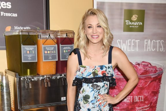 Big Bang Star Kaley Cuoco's Love Of Wine Leads To Awkward Incident