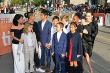 """Angelina Jolie Says Kids Are """"Getting Better"""" After Split From Brad Pitt"""